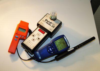industrial hygiene monitoring