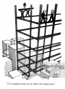 Scaffold: Fall Hazards and OSHA standards Associated with Scaffolding
