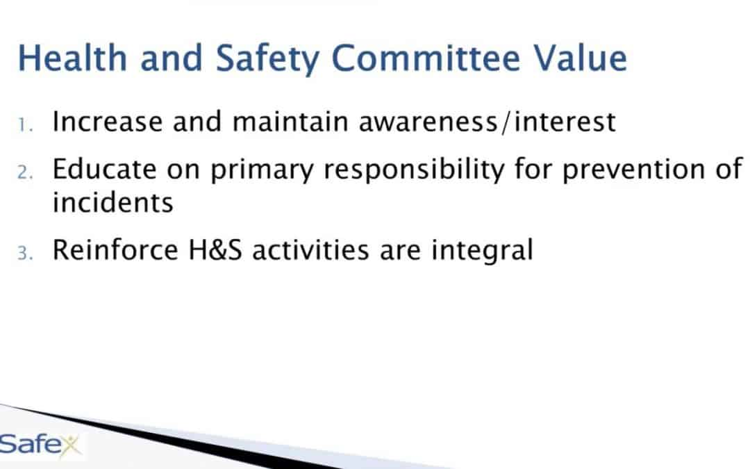 Building a Safety Commitee
