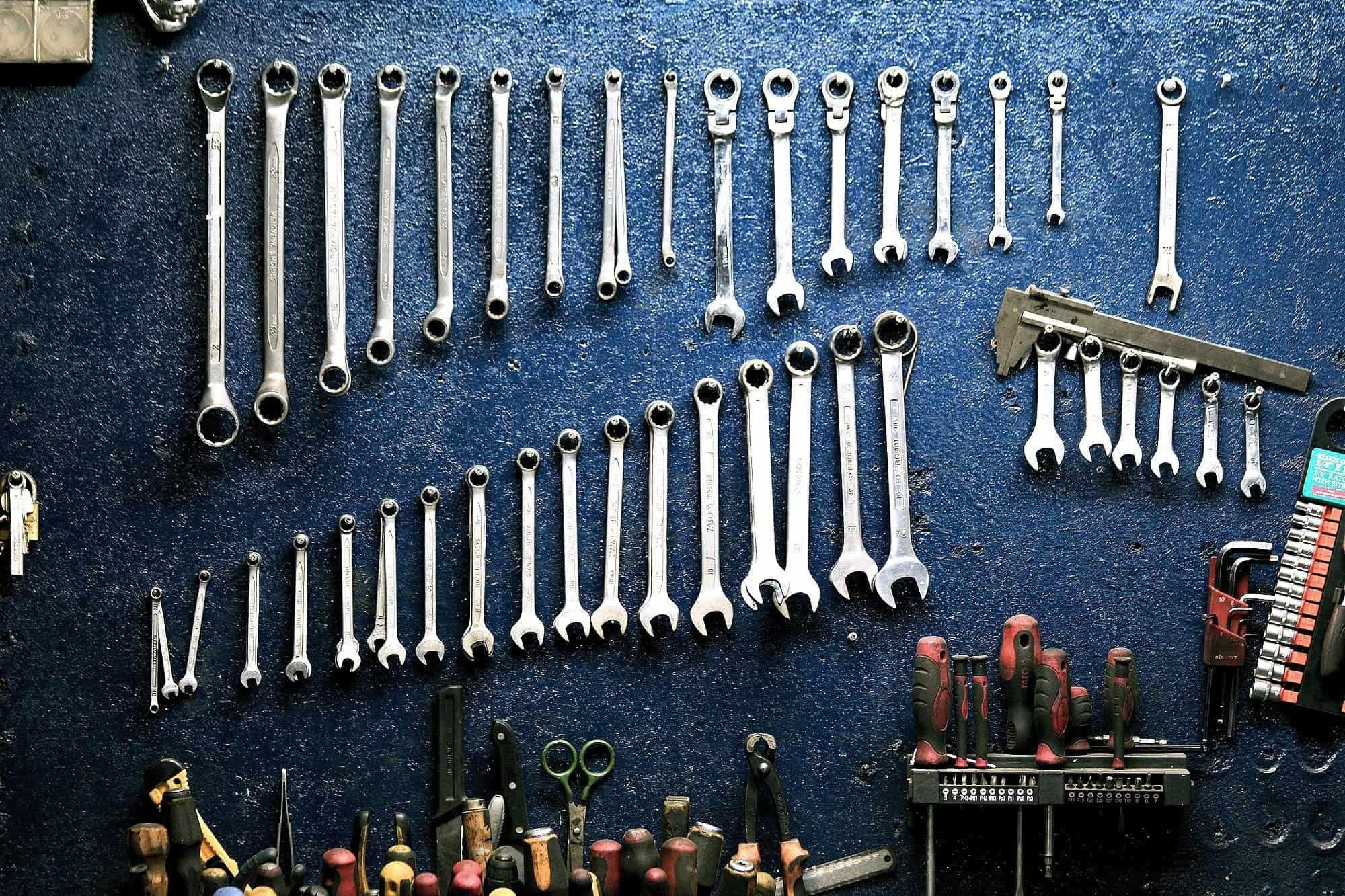 wrenches for truck mechanic