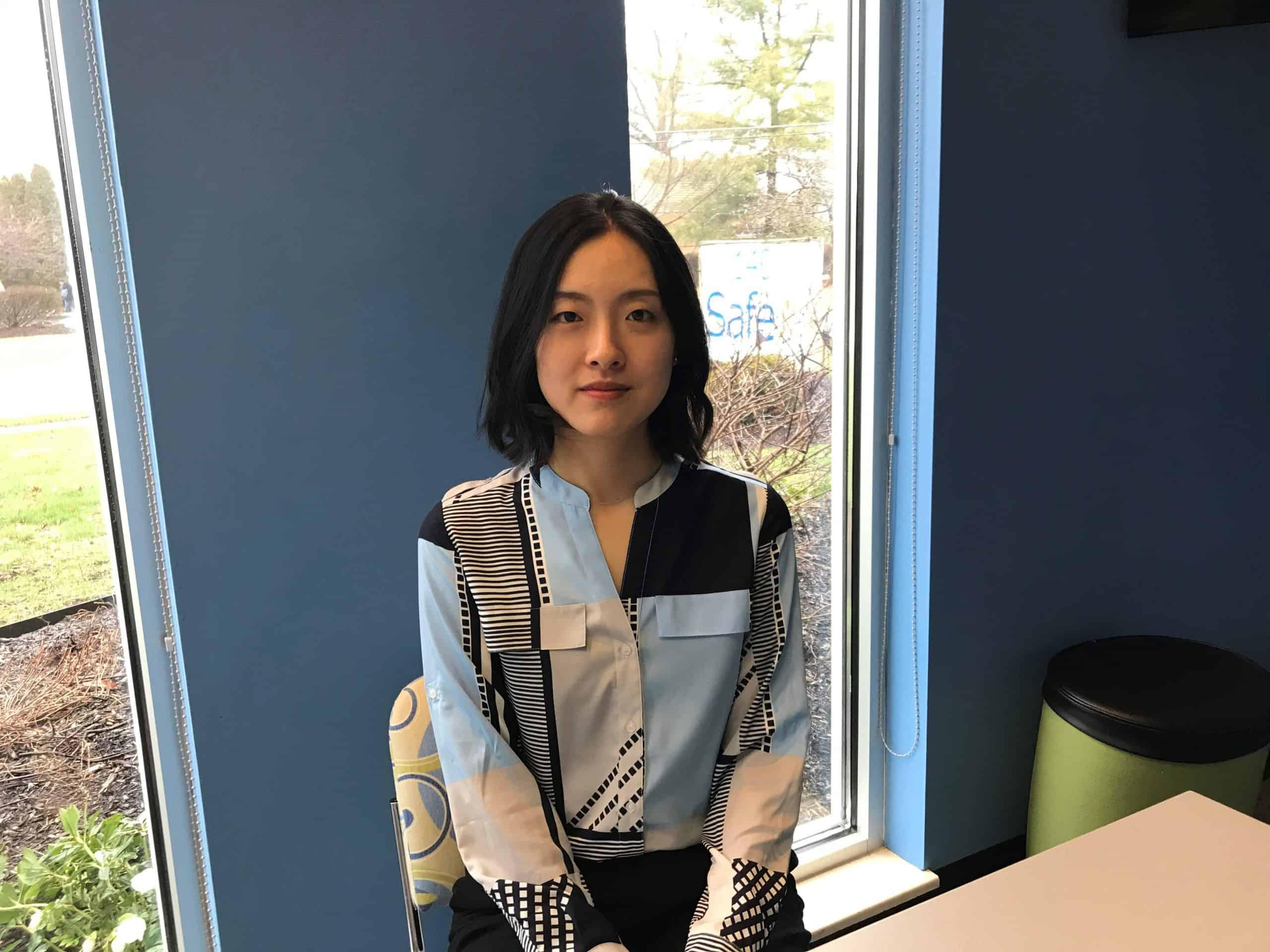 Irene Wang, Industrial Hygienist