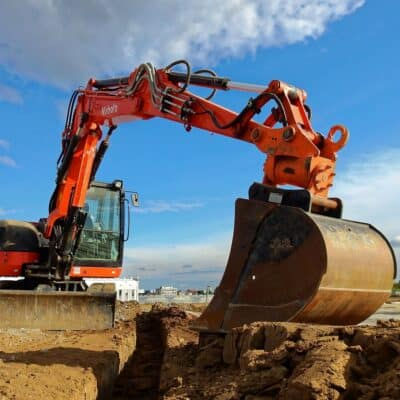 excavator trench safety