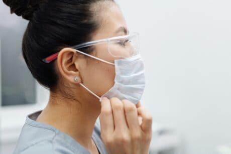 Bioaerosol transmission/infections disease prevention