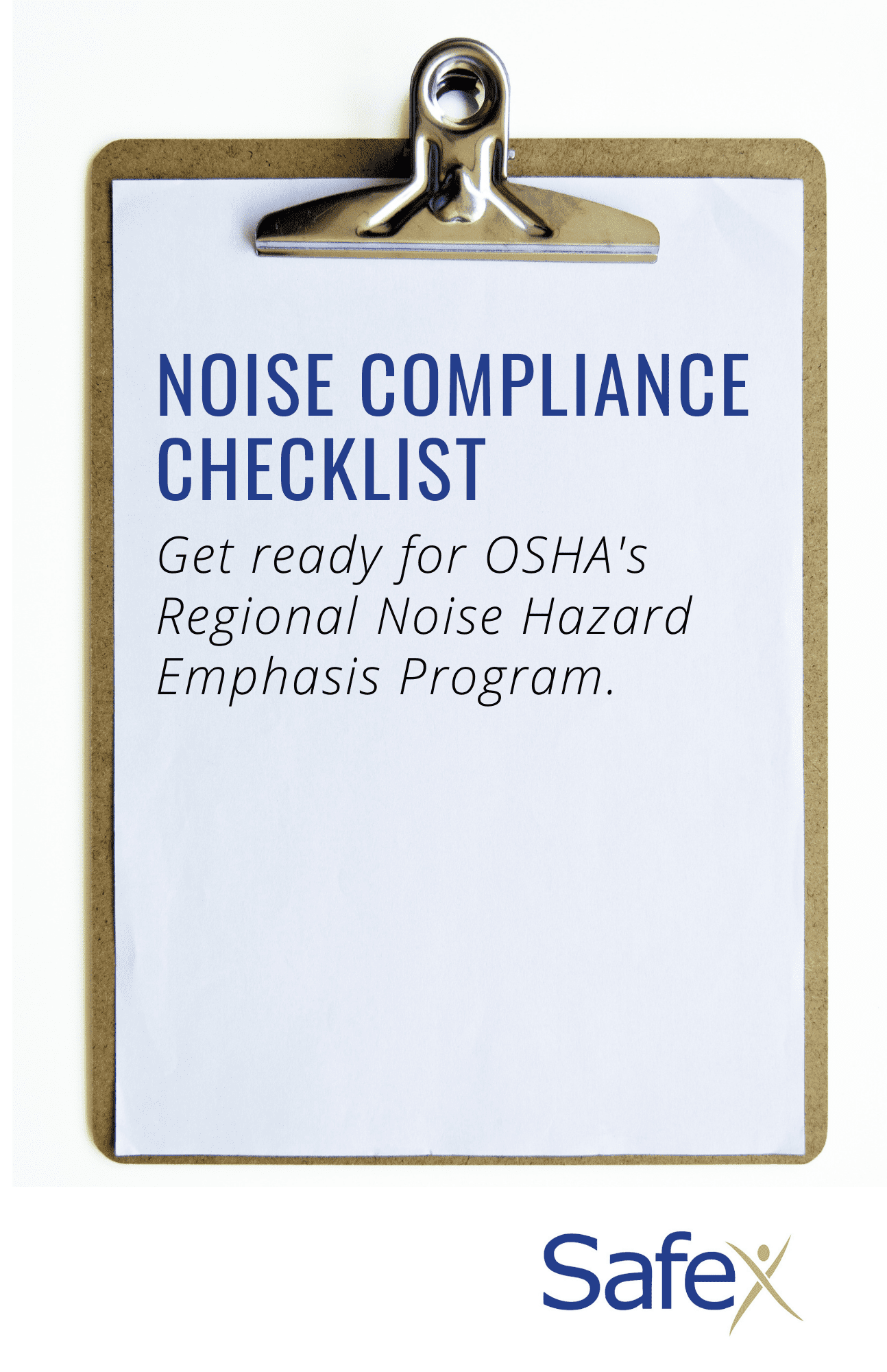 OSHA REP Noise Checklist Preview